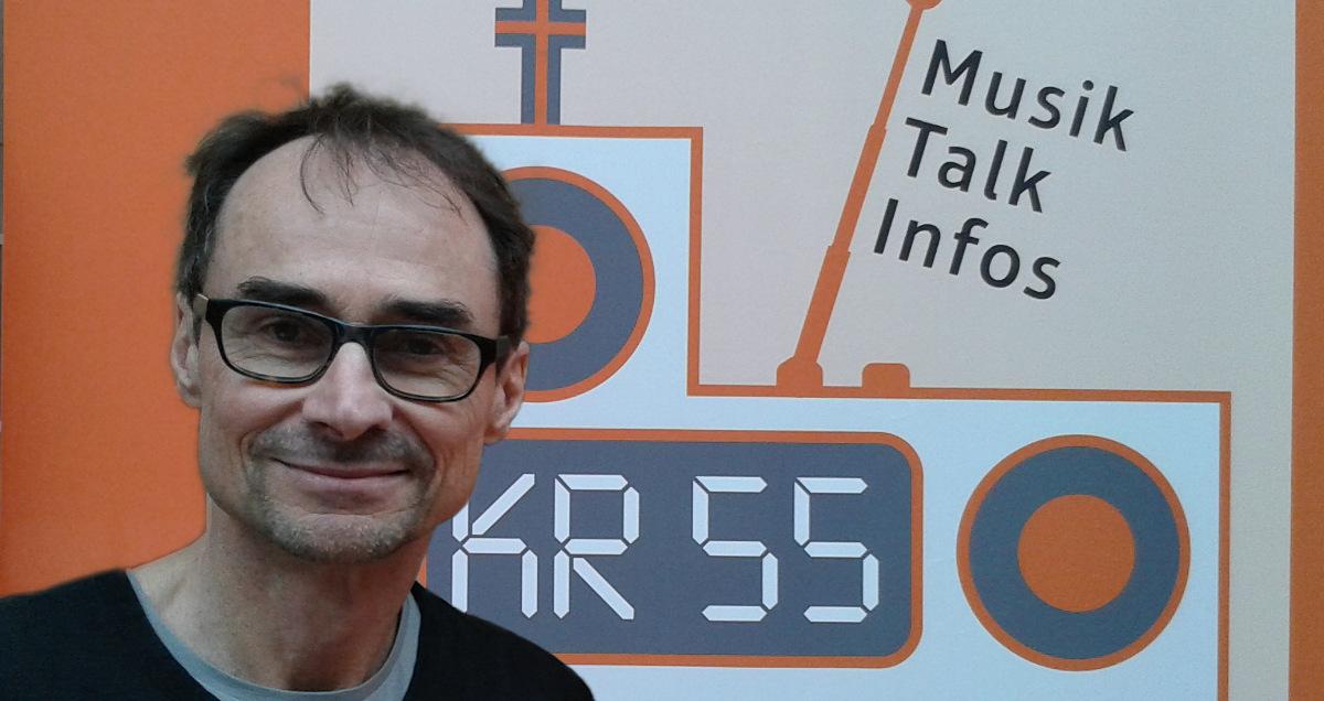 Chefredakteur Frank Hoffmann