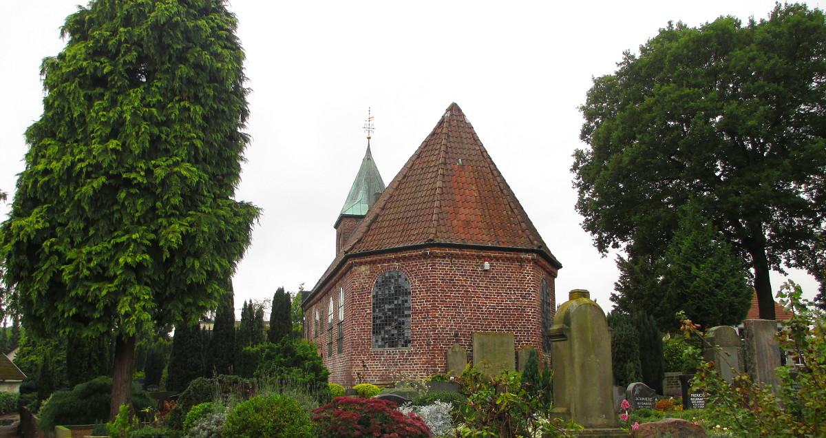 Dreifaltigkeitskirche Osternburg