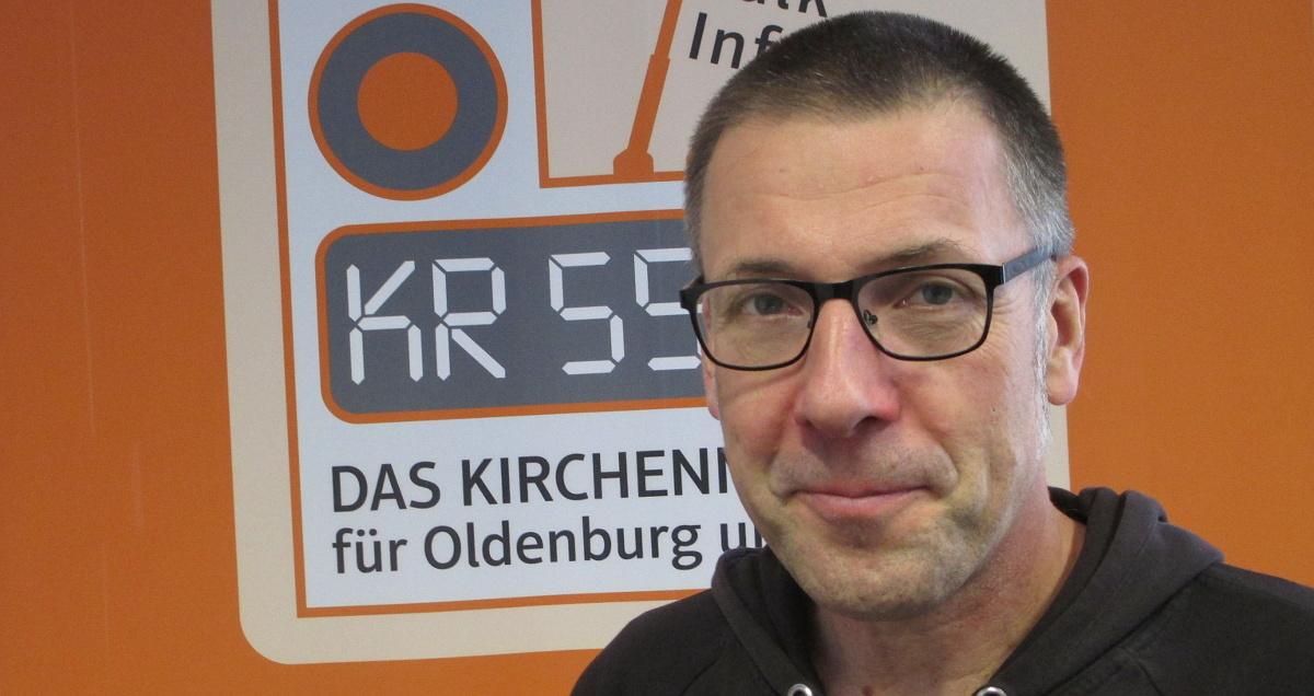 Niko Paech bei KR55 im Studio