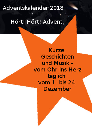 Hört! Hört! Advent.